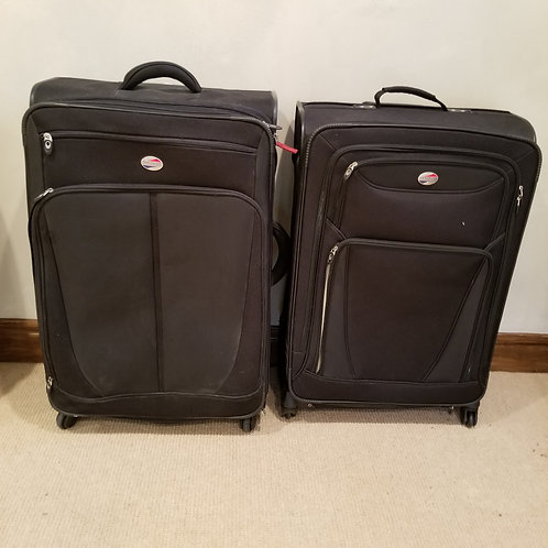 Lot 55 American Tourister Luggage