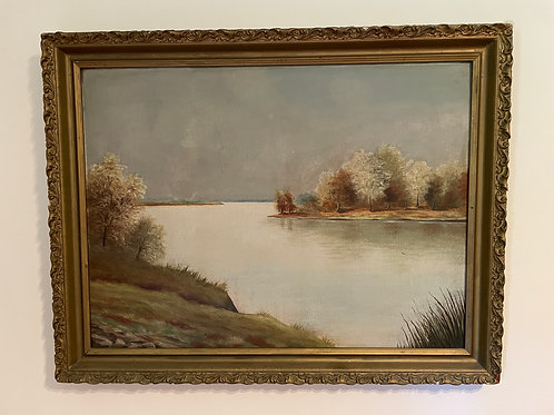 Lot 82 - Lake with Trees