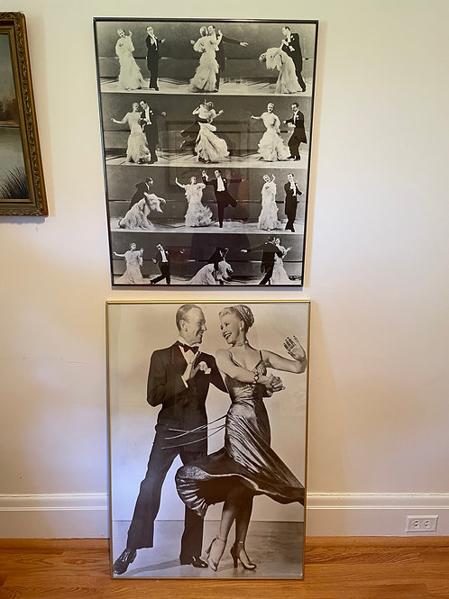 Lot 80 - Fred & Ginger Posters