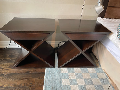 Lot 55 - Pair of Side Tables