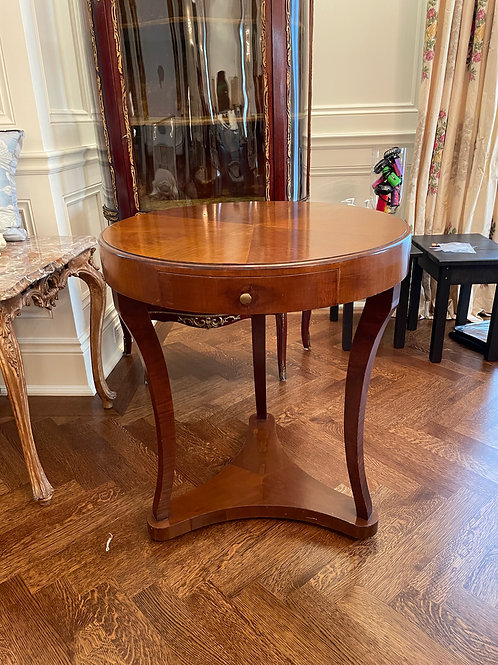 Lot 84 - Side Table