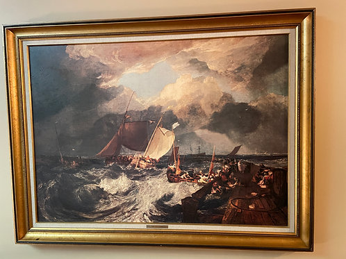 Lot 51 - Sailboats by William Turner
