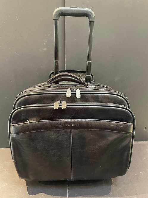 Lot 56 - Leather Carry-On