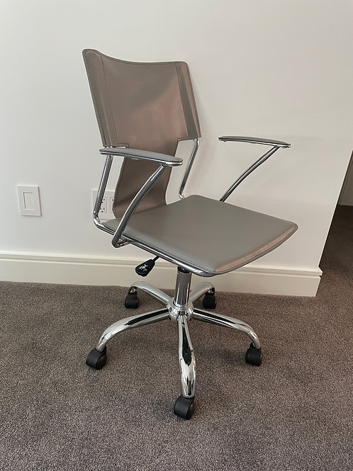 Lot 92 - Leather Office Chair