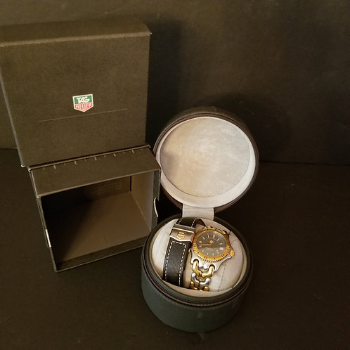 Lot 116 - Tag Heuer Chronograph Watch