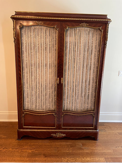 Lot 39 - Antique French Armoire