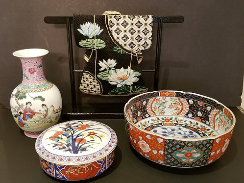 Lot 79 Japanese Pieces