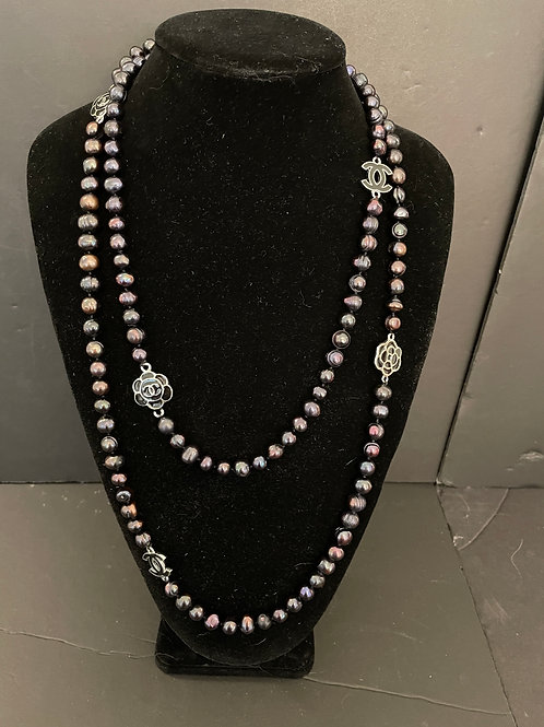 Lot 49 -  Authentic Water Pearl Necklace