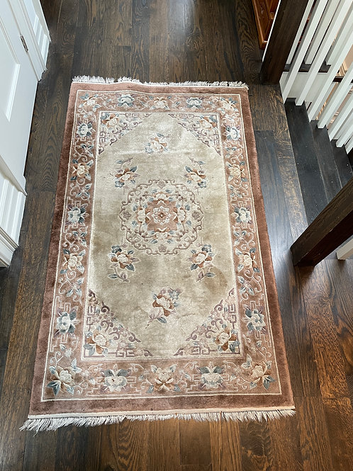 Lot 57 - Hand-knotted Rug
