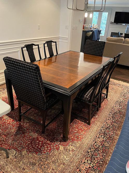Lot 6 - Dining Room Set