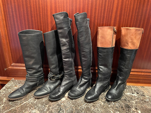 Lot 131 - Three Pairs of Boots