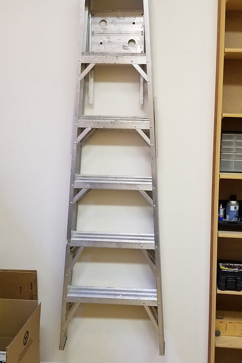 Lot 61 - Ladder, Vent Covers, etc...
