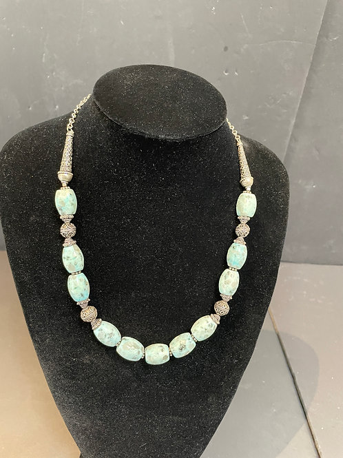 Lot 79 - Turquoise Necklace