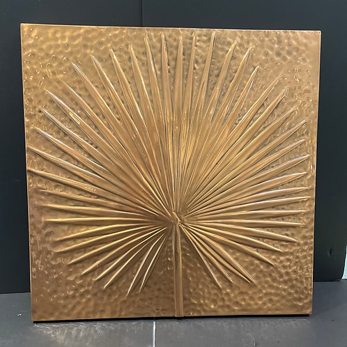 Lot 55 - Copper Wall Hanging