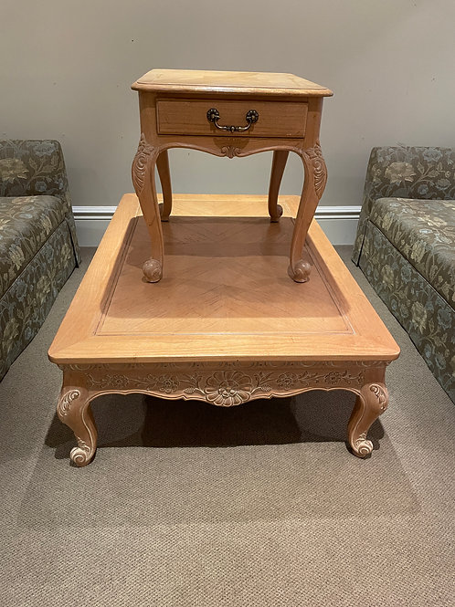 Lot 39 - Two Matching Tables