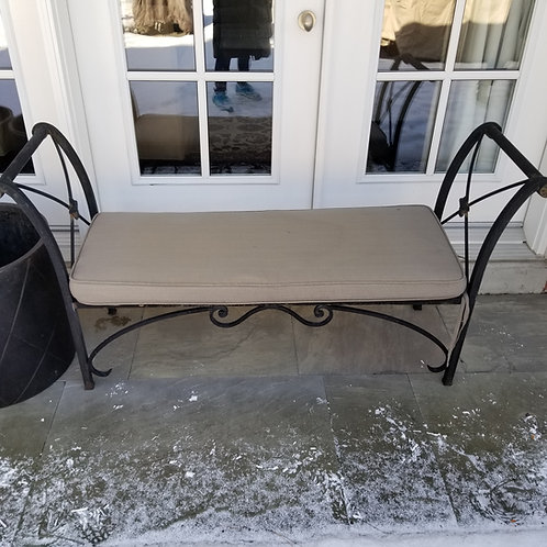 Lot 62 Outdoor Bench