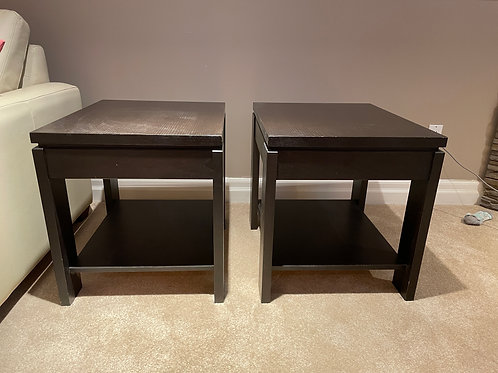 Lot 63 - Pair of Side Tables
