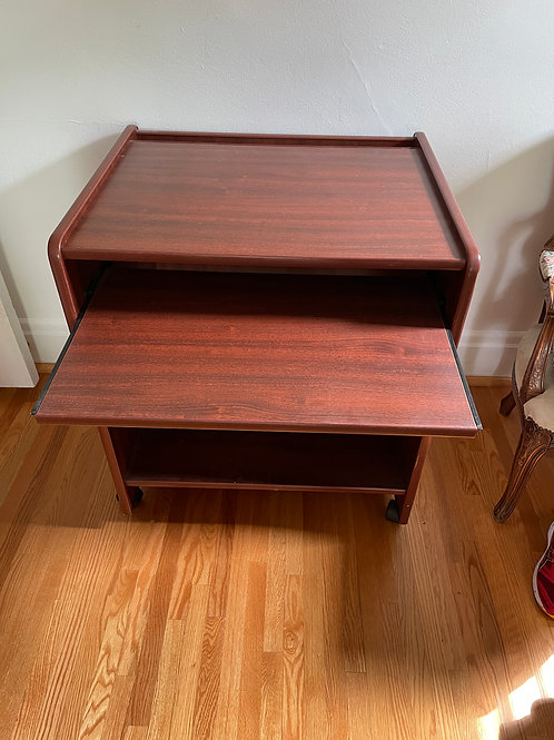 Lot 25 - Computer Table