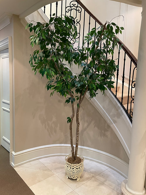 Lot 37 - Artificial Tree 9 Ft.