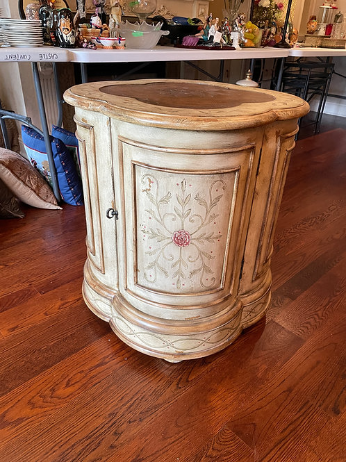 Lot 139 - Ivory Side Table