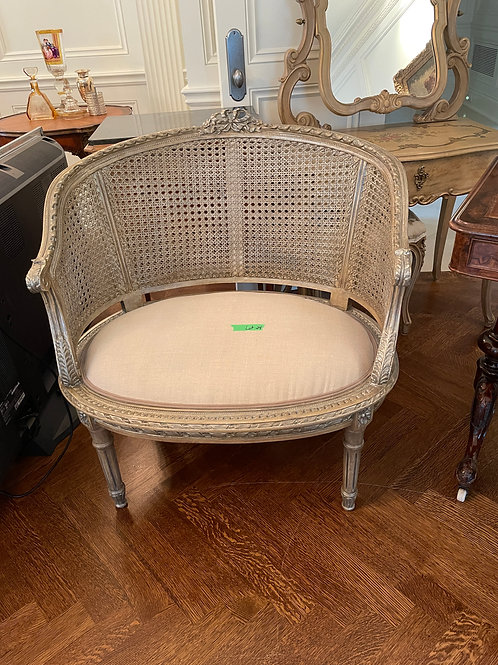 Lot 24 - Antique French Settee