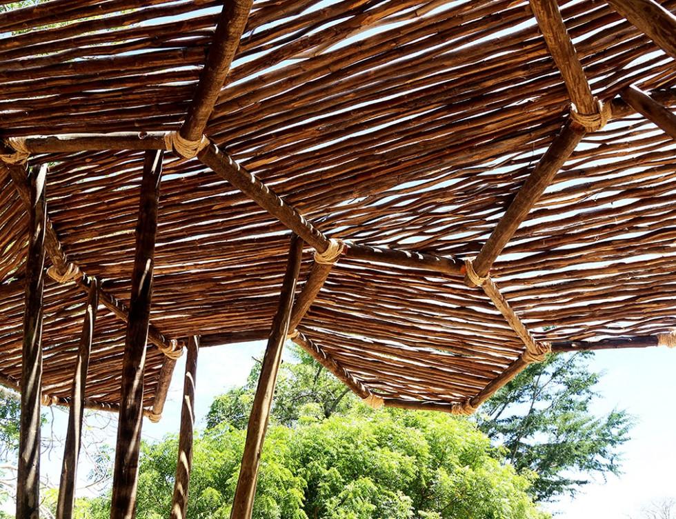 Kilifi Shade Structure @ Kilifi New Year 2018/19
