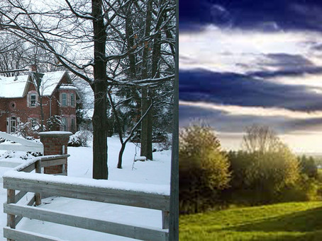 Advantages to buying a home in the winter