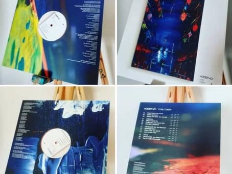 Album artwork 'I Live, I learn' - Keeno