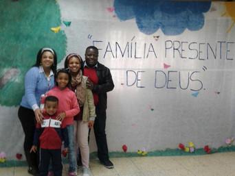 Confira o lindo depoimento da Família Oliveira sobre a nossa Escola