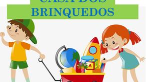 Atividades n°157- Casa dos Brinquedos - 18/10/2021