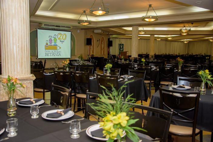 Irmandade promove jantar solidário em prol da construção de nova escola em Colombo