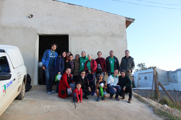 Conexão Betânia: o novo projeto social que atende a população na região do Monte Castelo