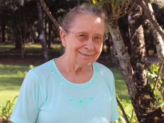 A trajetória da diaconisa que sobreviveu à guerra e fez do Brasil seu lar