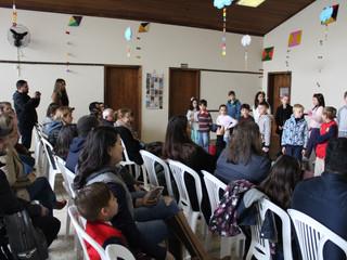 Irmandade Betânia realiza festas para as famílias em suas unidades educacionais
