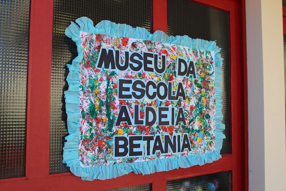 Museu da Escola Aldeia Betânia