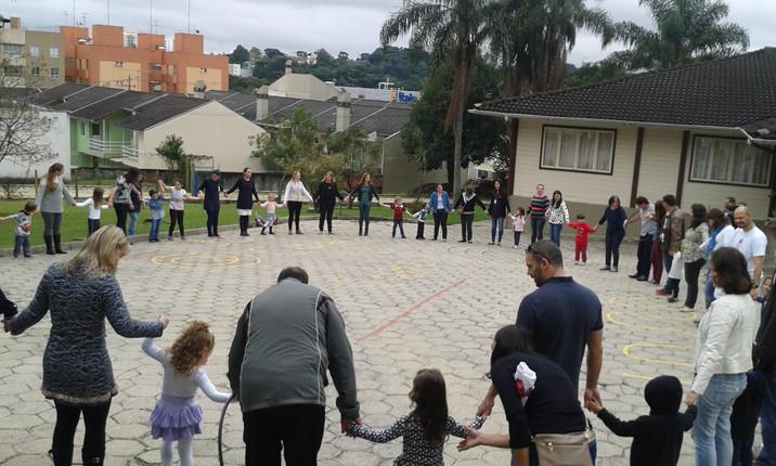 ENCONTRO DAS FAMÍLIAS - EAB 2017