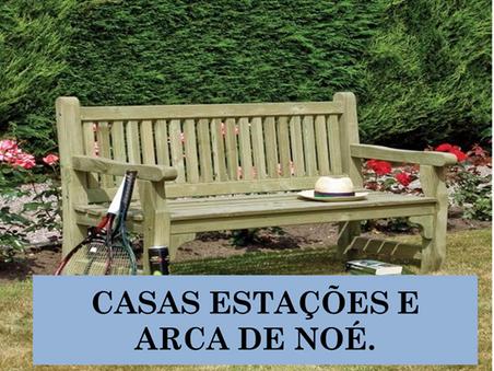 Atividades n°90 - Casas Estações e Arca de Noé - 23/06/2021