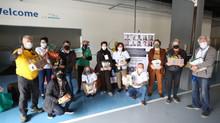 Irmandade Betânia participa de Drive Thru Solidário na FIEP