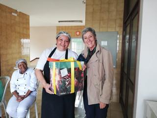 """""""Nunca é Tarde Demais"""": Projeto de leitura estimula colaboradores da Irmandade Betânia"""