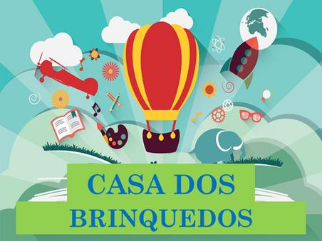 Atividades n°98 - Casa dos Brinquedos - 19/07/2021