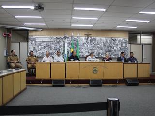Irmandade Betânia participa de cerimônia de posse dos novos conselheiros tutelares do município de C