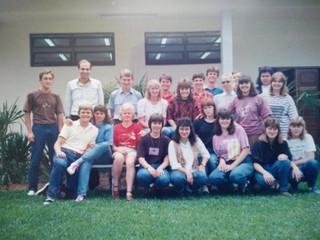 Curso bíblico realizado na década de 90 por diaconisa da Irmandade Betânia marca alunos