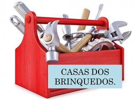 Atividades n°85 - Casa dos Brinquedos - 16/06/2021