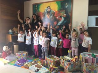 Campanha arrecada materiais escolares para Centro de Educação em Colombo