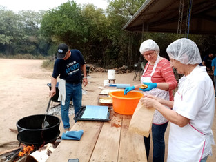 Amigos do Paraguai promovem ação social em prol de captação de recursos para Irmandade Betânia