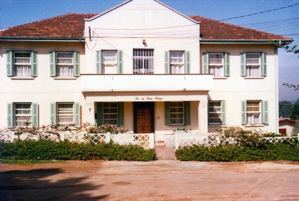 Casa Matriz, primeira casa das diaconisas