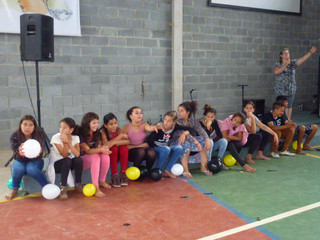 Projeto Classe de Boas Novas comemora dia das crianças