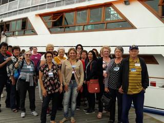Grupo Sênior Betânia faz viagem a Joinville