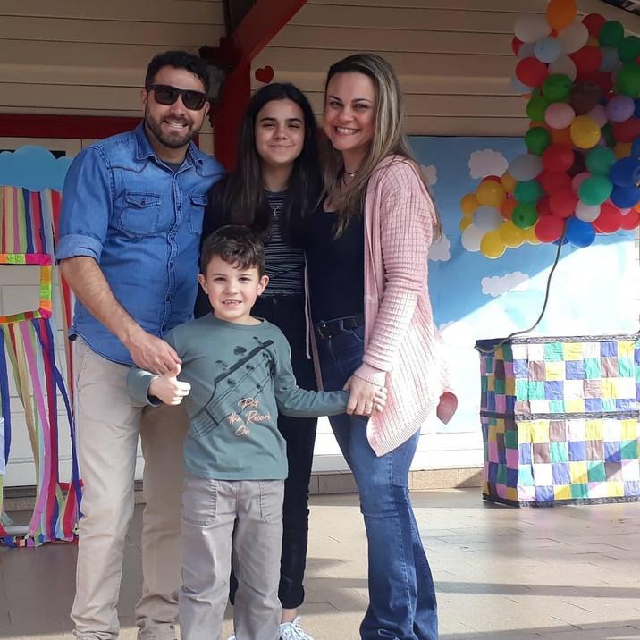 Confira o lindo depoimento da família Baron Garcia sobre a EAB