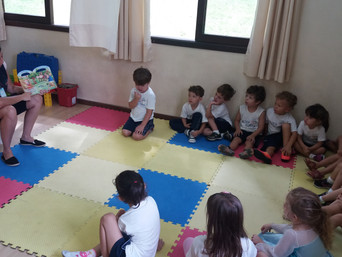 O período de adaptação dos alunos novos na Escola Aldeia Betânia está chegando ao fim!